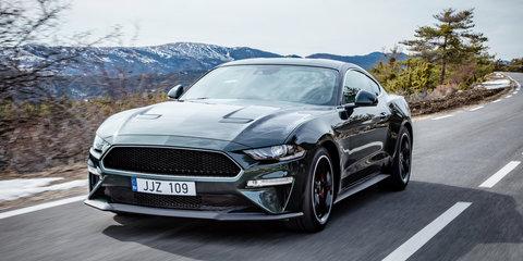 Ford Mustang Bullitt coming to Australia
