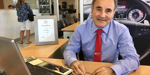 CarAdvice podcast 95: Alf Buccella celebrates 50 years at the same dealership!