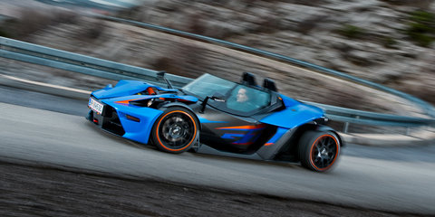 2018 KTM X-Bow GT arrives Down Under