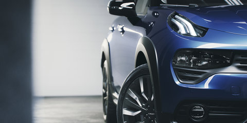 Lynk & Co 02 revealed