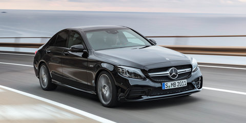 2018 Mercedes-AMG C43 gets power bump