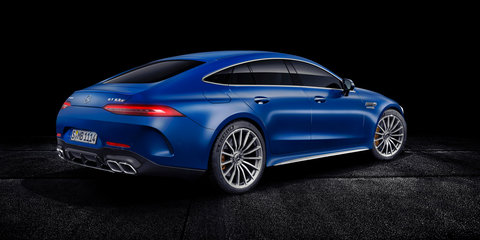 Mercedes-AMG GT 4-door Coupé outed