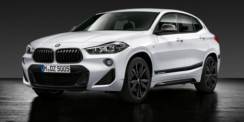 BMW reveals M Performance parts for X2, X3 & X4
