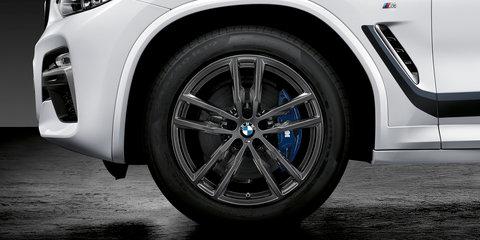 BMW reveals M Performance parts for X2, X3 & X4