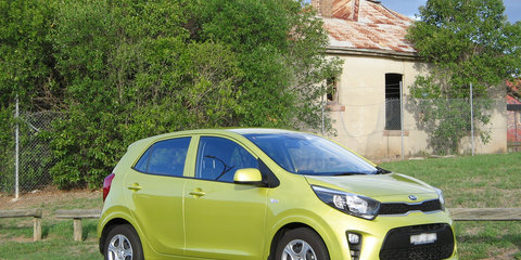 2017 Kia Picanto S review Review