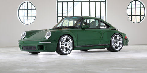 RUF SCR revealed in Geneva