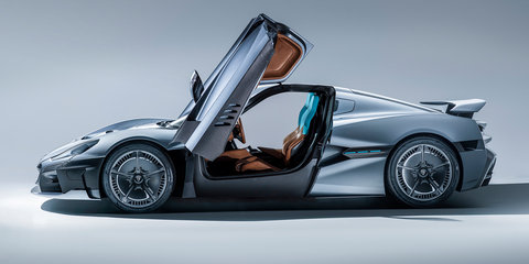 Porsche buys Rimac stake