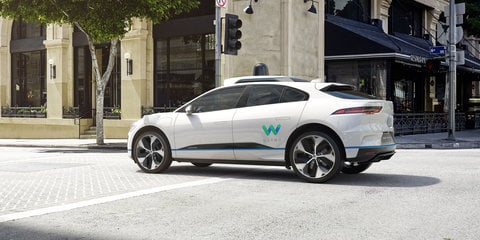 Jaguar I-Pace joins Waymo driverless fleet