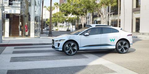 Jaguar I-Pace joins Waymo driverless fleet