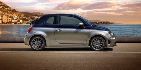 Abarth 695 Rivale revealed