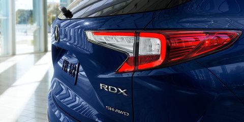 2019 Acura RDX revealed