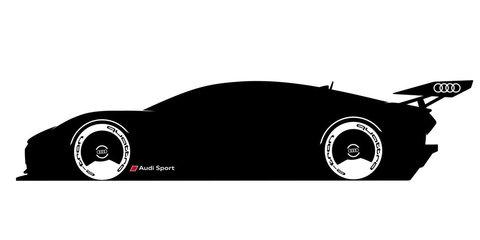 Audi Vision GT teased
