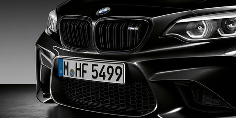 2018 BMW M2 Black Shadow Edition unveiled