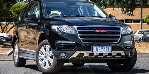 Haval H8 review: 60,000km on the clock
