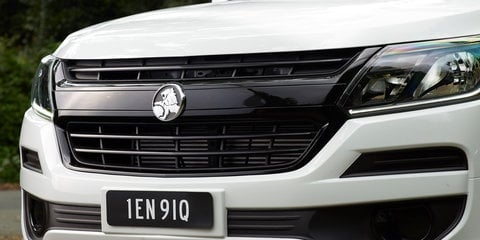 2018 Holden Colorado LSX pricing and specs