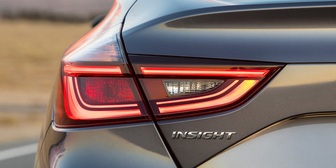 2019 Honda Insight revealed