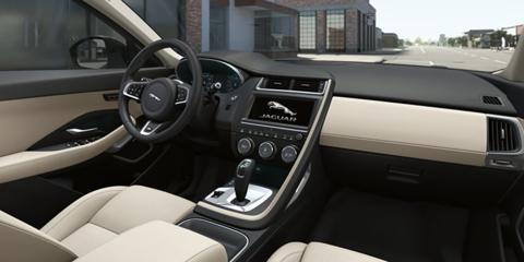 Configurator Challenge: Jaguar E-Pace