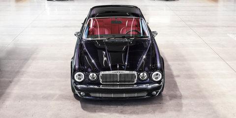 Jaguar unveils bespoke 'Greatest Hits' XJ6