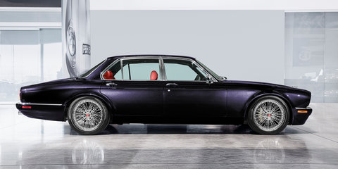 Jaguar unveils bespoke 'Greatest Hits' XJ6