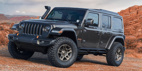 Jeep reveals seven Easter Safari concepts