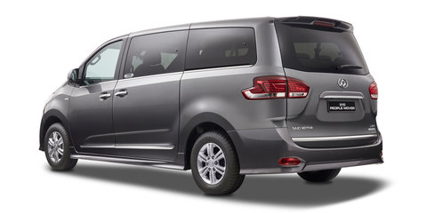 2018 LDV G10 Executive arrives from $36,990 drive-away