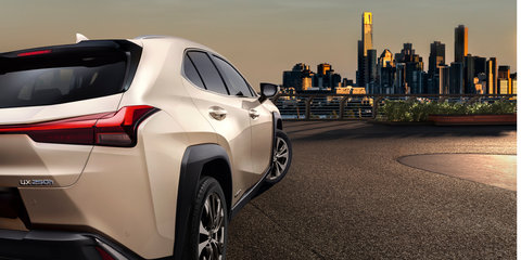 2019 Lexus UX revealed