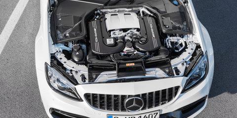 2018 Mercedes-AMG C63 revealed