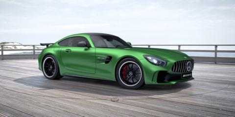 Configurator Challenge: Mercedes-AMG GT