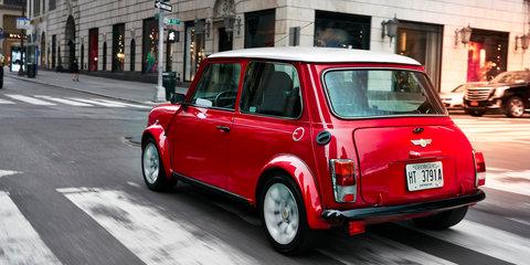 Mini Electric: Classic Cooper gets a battery boost