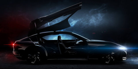 Pininfarina teases HK GT one last time