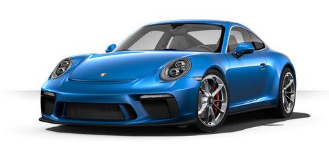 Configurator Challenge: Porsche 911