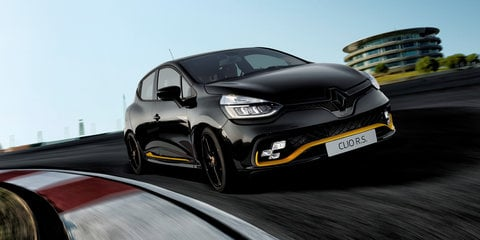 Renault Clio RS18 limited edition unveiled