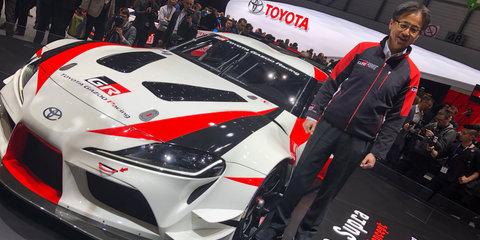 2019 Toyota Supra: The inside story
