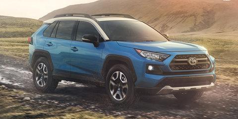 2019 Toyota RAV4 revealed