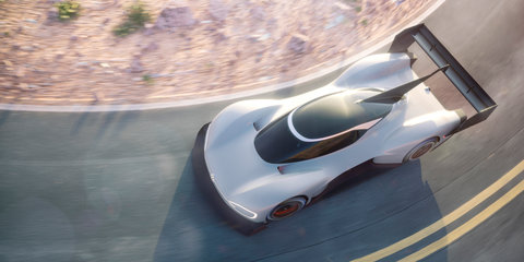 Volkswagen I.D. R unveiled ahead of Pikes Peak