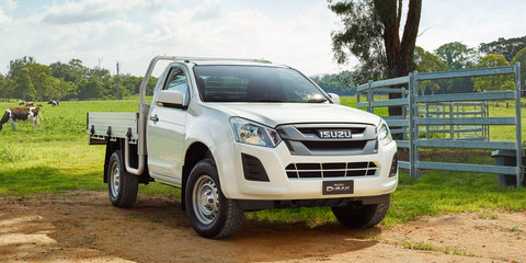 2018 Isuzu D-Max pricing and specs