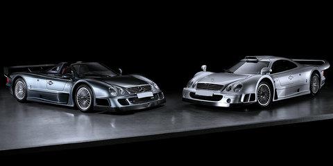 Mercedes-Benz CLK GTR remembered - Video