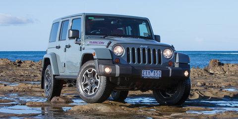 Chrysler 300, Jeep Wrangler join Takata recall