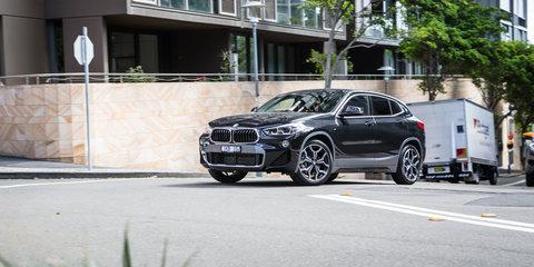 2018 BMW X2 v Jaguar E-Pace comparison