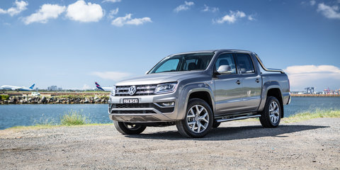 Volkswagen Amarok: Replacement may be based on Ford Ranger