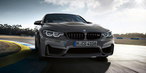 2018 BMW M3 CS pricing and specs