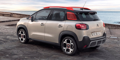 Citroen C3 Aircross: Aussies to decide local colour range