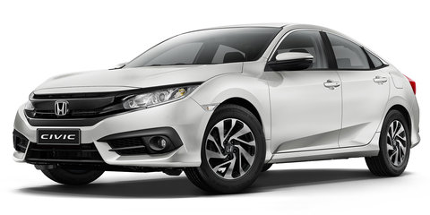 2018 Honda Civic VTi-S Luxe arrives from $26,490 - UPDATE