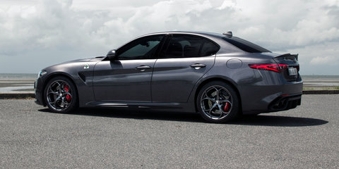 2018 Alfa Romeo Giulia QV review
