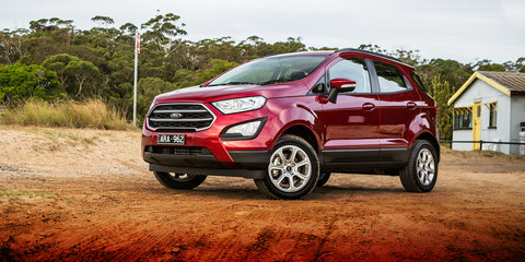 2018 Ford EcoSport Trend review
