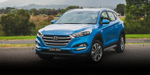 2018 Hyundai Tucson Active X review