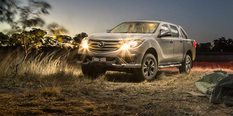 2018 Mazda BT-50 review