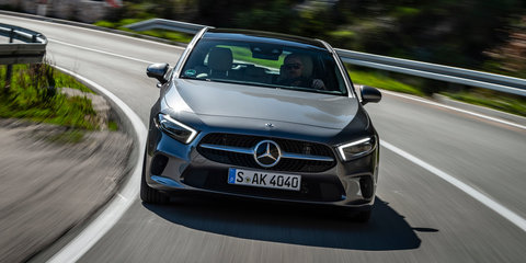 Mercedes-Benz A-Class PHEV coming next year - report