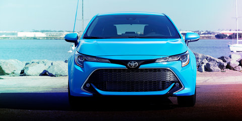 2019 Toyota Corolla review