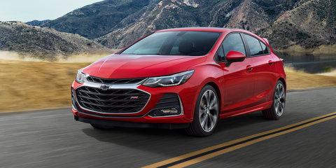 2019 Chevrolet Cruze revealed